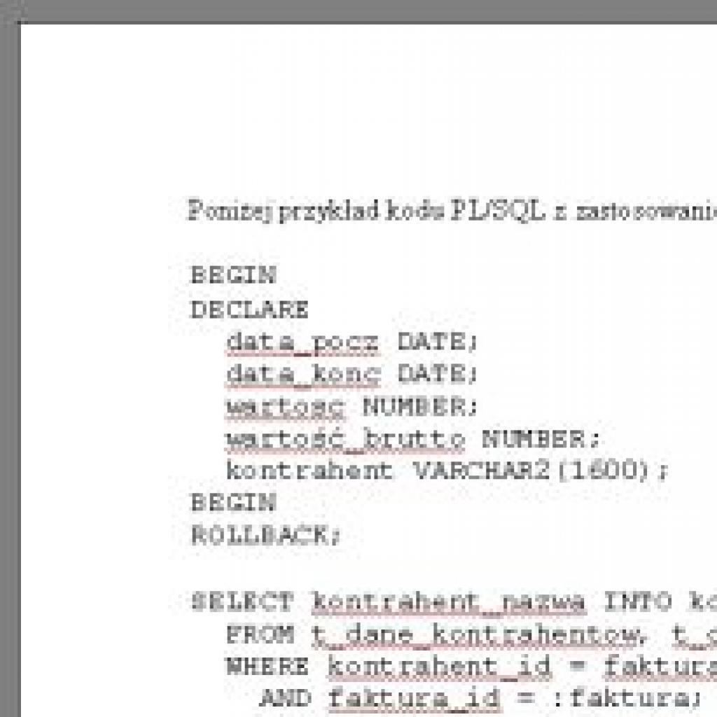 Numerowanie Linii W Dokumencie Worda Porady Komputerowe