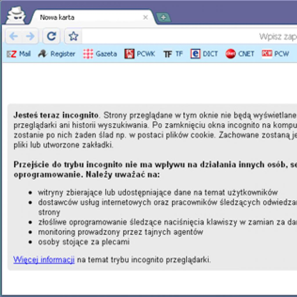 how to make incognito on google chrome